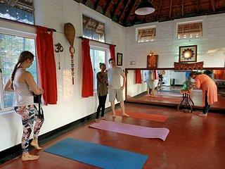 viZrama Retreat Kochi - homely stay with saatvic food, ayurveda massage, yoga