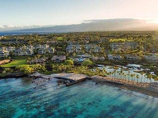 Villa Oasis at Kolea 14G, Spacious, Luxe Resort, Private Beach Access