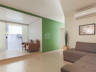 O melhor apartamento em frente ao Parcao
