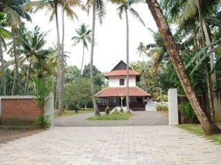 viZrama Retreat Cherai - cottage with food, yoga, meditation, ayurveda massage