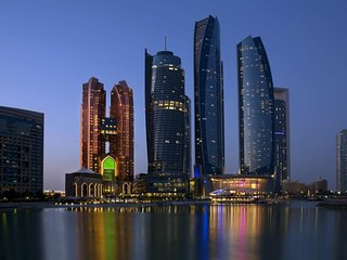 EXPANSIVE 2 BR AT CORNICHE ROAD WEST, ABU DHABI