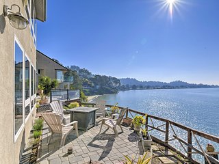 New! Luxe Home on San Francisco Bay w/Deck & Views