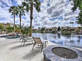 NEW! Luxe Chandler Retreat: Pool, Grill, Game Room
