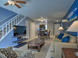 NEW! Townhome 4 Miles from Busch Gardens Tampa Bay