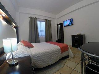 Posada del Carmen - Double Room one bed