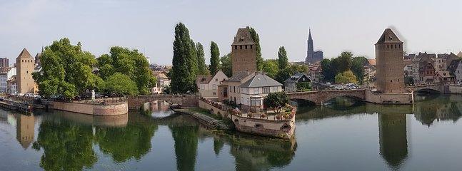 A l'Ancien Moulin - Strasbourg comme vous l'imaginez