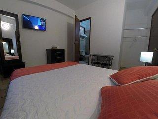 Posada del Carmen - Double Room one bed 4