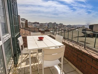 Duplex Apartment with Balcony in the Center of Taksim