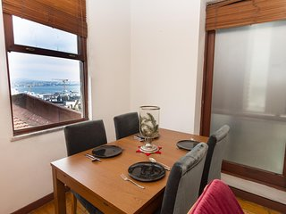 Historical Apartment with a Amazing View in Galata