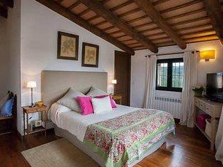 Luxury villa in a vineyard