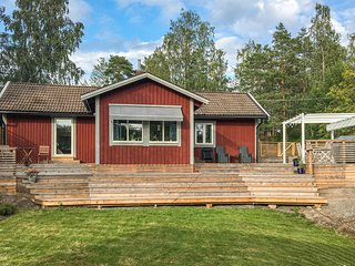 Stunning home in Åby w/ WiFi and 1 Bedrooms (S60119)