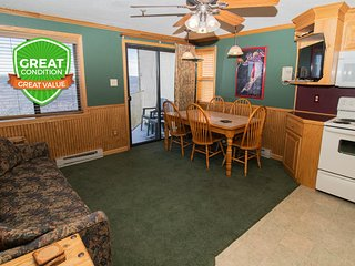 ML294 2BR/2BA Ski In/Out Next To Village Wi-Fi Parking Mtn View QUIET!