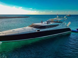 81 ft VIP Luxury Yacht--Any Event!