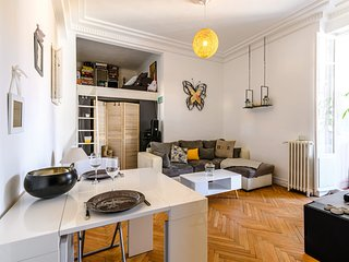 � Atypical Apartment - Gare de Nice �