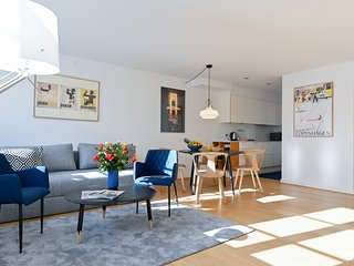 Beautiful 1 -bedroom apartment in the building from 1734 in heart of Copenhagen