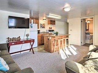 NEW! Cozy Apt <1 Mi to Lake Huron/Mins to Mackinac