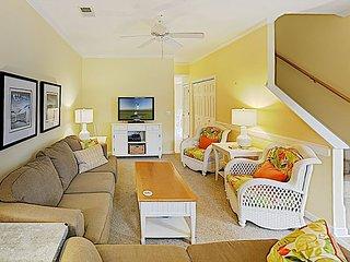 New Listing! Stylish Duplex w/ Yard & Patio - 3 Blocks to Beach, Near Golf