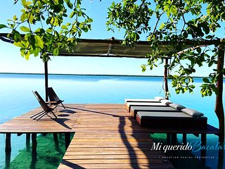 New House Casa Tita with Private Pier, Bar & Jacuzzi