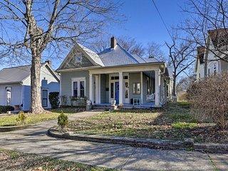NEW! Stylish House w/ Deck - 30 Mins to Nashville!