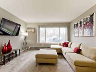 Modern Downtown Royal Oak Suite