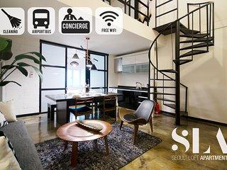 Penthouse Two Bedroom / Jongno / SNUH / SKKU