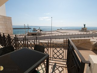 Apartment with free Wi-Fi | A/C | 50m from the beach | sea view [RLAG51]
