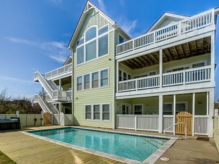 Absolute Paradise | 1100 ft from the beach | Private Pool, Hot Tub, Dog Friendly