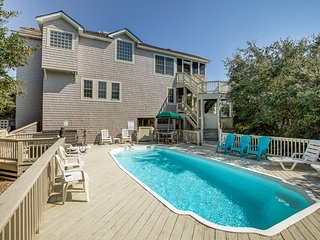 All Hands on Deck | 275 ft from the beach | Private Pool, Hot Tub | Corolla