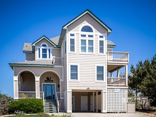 Duck's Landing | 75 ft from the beach | Private Pool, Hot Tub | Corolla