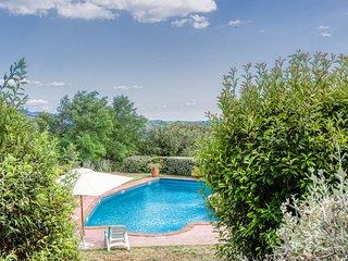 Hilltop family Villa in the dreamy Orvieto countryside