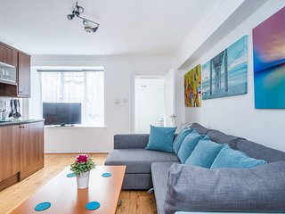 Cozy 1 bedroom apt located in the heart of Marylebone close to Hyde Park (GC1)