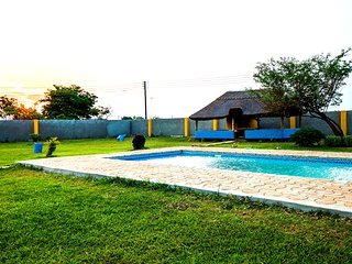 Fountain of Bliss with Pool & Chalets