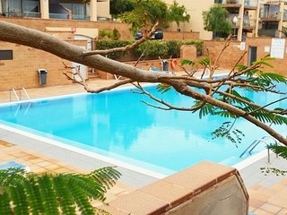 1 Bedroom Apartment with Pool & Sea View - Esquinzo