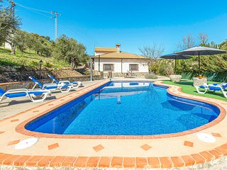 Stunning home in El Gastor with WiFi and 3 Bedrooms (EAC293)