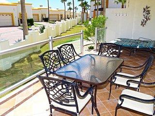 Beautiful 2 Bedroom Condo on the Sea of Cortez at Las Palmas Resort BN-101