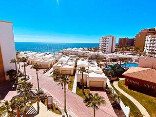 Beautiful 1½ Bedroom Condo on the Sea of Cortez at Las Palmas Resort D-503A