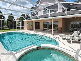 Villa w/private pool, games room, free Wi-Fi & A/C
