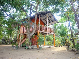 Neverbeen to Sigiriya Tree Hut