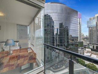 2BR Vue Grand Southbank Melbourne (FREE PARKING)