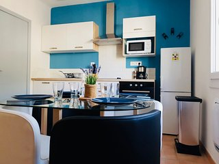 Appartement F2 30m², 300 mètres des Thermes