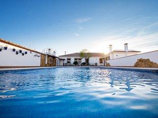 Casa Rural cerca de Córdoba con piscina, ideal familias