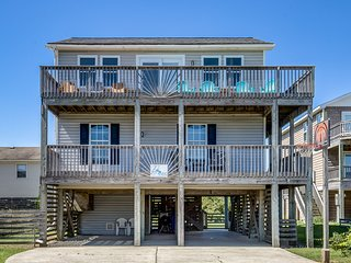 Foster | 450 ft from the beach | Hot Tub | Nags Head