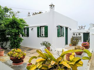 Traditional country house in Tinos island