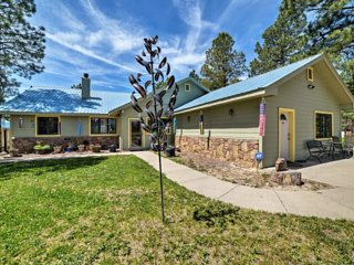 Pagosa Apartment on the Golf Course