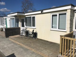 Chalet 11, Sandown Bay Holiday Centre, Isle of Wight