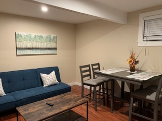 Long-Stay Discount! NEW!2BR House - Lower Level   San Jose Regional Medical