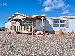NEW! Serene Santa Fe Home: 1 Mi to Sunrise Springs