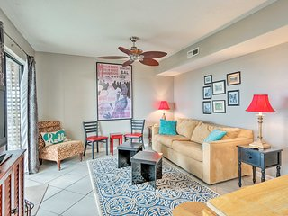 NEW! Charming Port Royal Waterfront Condo w/Patio!