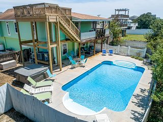 Mint to Be | 450 ft to the beach | Private Pool, Hot Tub, Dog Friendly