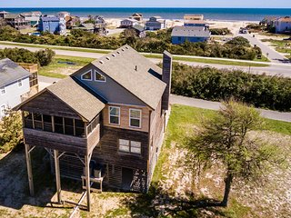 Morning Star | 880 ft from the beach | Dog Friendly, Hot Tub | Nags Head